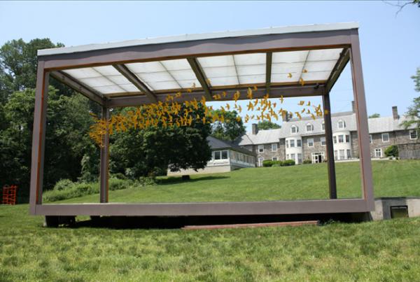 Augury The Sculpture Park at Abington Art Center Jenkintown, PA